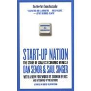 Start-up Nation by Senor, Dan; Singer, Saul, 9780446541473