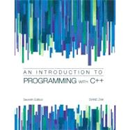 Introduction to Programming with C++ by Zak, Diane, 9781285061474