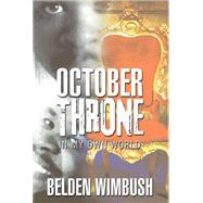 October Throne by Wimbush, Belden, 9781503531475