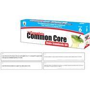 The Complete Common Core State Standards Kit for Language Arts, Grade 6 by Carson-Dellosa Publishing Company, Inc., 9781483801476
