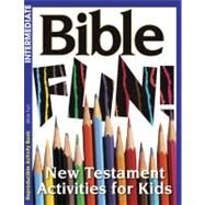 Intermediate/Bible Fun New Testament : Coloring Book by Warner Press, 9781593171476