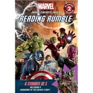 Marvel's Avengers: Reading Rumble by Marvel, 9780316271479