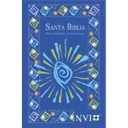 Holy Bible: Nueva Version International, Blue Fiesta by Biblica, 9781563201479