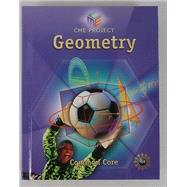 CME Geometry Common Core Student Edition +DCW 6 Year License by Pearson, 9781256741480