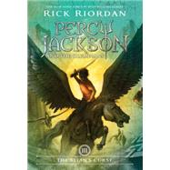 Percy Jackson and the Olympians, Book Three The Titan's Curse by Riordan, Rick, 9781423101482