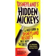 Disneyland's Hidden Mickeys by Barrett, Steven M., 9781937011482