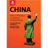 China: Mao's Republic to World Superpower by Flash Guides, 9781942411482