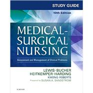 Medical-surgical Nursing: Assessment and Management of Clinical Problems by Lewis, Dirksen, Heitkemper, Bucher, 9780323371483