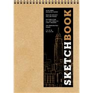 Sketchbook (Basic Medium Spiral Fliptop Landscape Kraft) by Unknown, 9781454931485