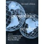 The Geopolitics Reader by Dalby; Simon, 9780415341486