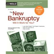 The New Bankruptcy by Elias, Stephen; Bayer, Leon, 9781413321487