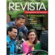 Revista, 4th Edition (Textbook + Supersite Code) by José A. Blanco, 9781618571489
