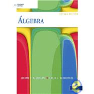 Algebra/ Algebra for College Students by Kaufmann, Jerome; Schwitters, Karen, 9786074811490