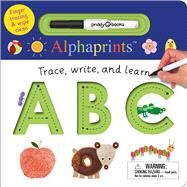 Alphaprints: Trace, Write, and Learn ABC by Priddy, Roger, 9780312521493