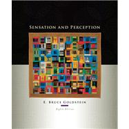 Sensation and Perception (with Virtual Lab Manual CD-ROM) by Goldstein, E. Bruce, 9780495601494