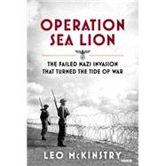 Operation Sea Lion by McKinstry, Leo, 9781468301496