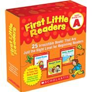 First Little Readers Parent Pack: Guided Reading Level A 25 Irresistible Books That Are Just the Right Level for Beginning Readers by Schecter, Deborah, 9780545231497
