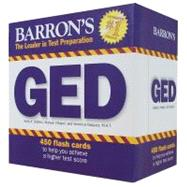 Barron's GED Flash Cards: 450 Cards to Help You Earn a Ged by Battles, Kelly A.; Villapol, Manuel; Vazquez, Veronica, 9781438071497