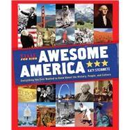 Awesome America by Steinmetz, Katy, 9781618931498