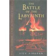 Percy Jackson and the Olympians, Book Four The Battle of the Labyrinth by Riordan, Rick, 9781423101499