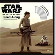 Star Wars The Force Awakens: Read-Along Storybook and CD by Schaefer, Elizabeth, 9781484731499
