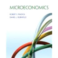 Microeconomics with NEW MyEconLab with Pearson eText -- Access Card Package by Pindyck, Robert; Rubinfeld, Daniel, 9780132951500