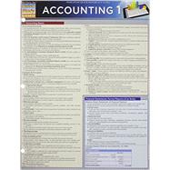 Accounting 1 by Griffin, Michael P., 9781423221500