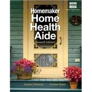 Homemaker Home Health Aide by Balduzzi, Suzann, 9781133691501