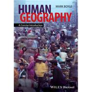 Human Geography by Boyle, Mark, 9781118451502