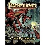 Pathfinder Roleplaying Game: Core Rulebook by Bulmahn, Jason, 9781601251503