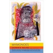 Maimonides by NULAND, SHERWIN B., 9780805211504