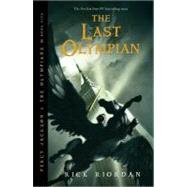 Percy Jackson and the Olympians, Book Five: The Last Olympian by Riordan, Rick, 9781423101505