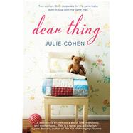 Dear Thing by Cohen, Julie, 9781250081506