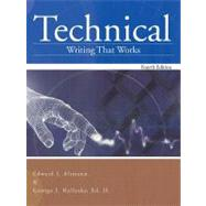 Technical Writing That Works by Hallesky, 9781467061506