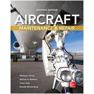 Aircraft Maintenance and Repair, Seventh Edition by Kroes, Michael; Watkins, William; Delp, Frank; Sterkenburg, Ronald, 9780071801508