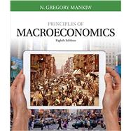 Principles of Macroeconomics by Mankiw, N. Gregory, 9781305971509