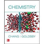 Chemistry by Chang, Raymond; Goldsby, Kenneth, 9780078021510