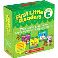 First Little Readers Parent Pack: Guided Reading Level C 25 Irresistible Books That Are Just the Right Level for Beginning Readers by Charlesworth, Liza, 9780545231510
