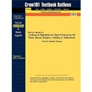 Outlines and Highlights for Sport Finance by Gil Fried, Steven Shapiro, Timothy D Deschriver, Isbn : 9780736067706 at Biggerbooks.com