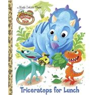 Triceratops for Lunch (Dinosaur Train) by GOLDEN BOOKSMEURER, CALEB, 9780375861512