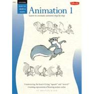 Cartooning Animation 1 With Preston Blair: Learn How to Draw Animated Cartoons