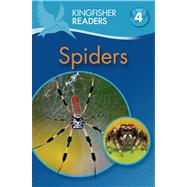 Kingfisher Readers L4:  Spiders - Deadly Predators by Llewellyn, Claire, 9780753471517