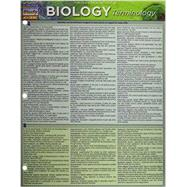 Biology Terminology by Barcharts, Inc., 9781423221517