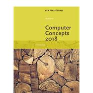 New Perspectives on Computer Concepts 2018: Introductory by Parsons, June Jamrich, 9781305951518