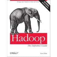 Hadoop: The Definitive Guide by White, Tom, 9781449311520
