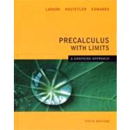 Precalculus with Limits : A Graphing Approach 5e by Larson, Ron, 9780618851522