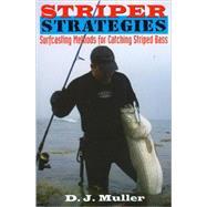 Striper Strategies by Muller, D. J., 9781580801522
