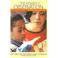 Power of Observation for Birth Through Eight by JABLON/DOMBRO/DICHTELMILLER, 9781933021522