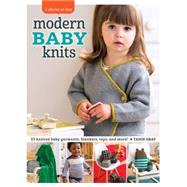 Modern Baby Knits by Gray, Tanis, 9781632501523