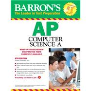 Barron's Ap Computer Science by Teukolsky, Roselyn, 9781438001524